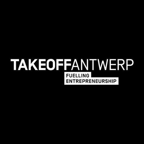Print design & menuborden - TAKEOFF Antwerp